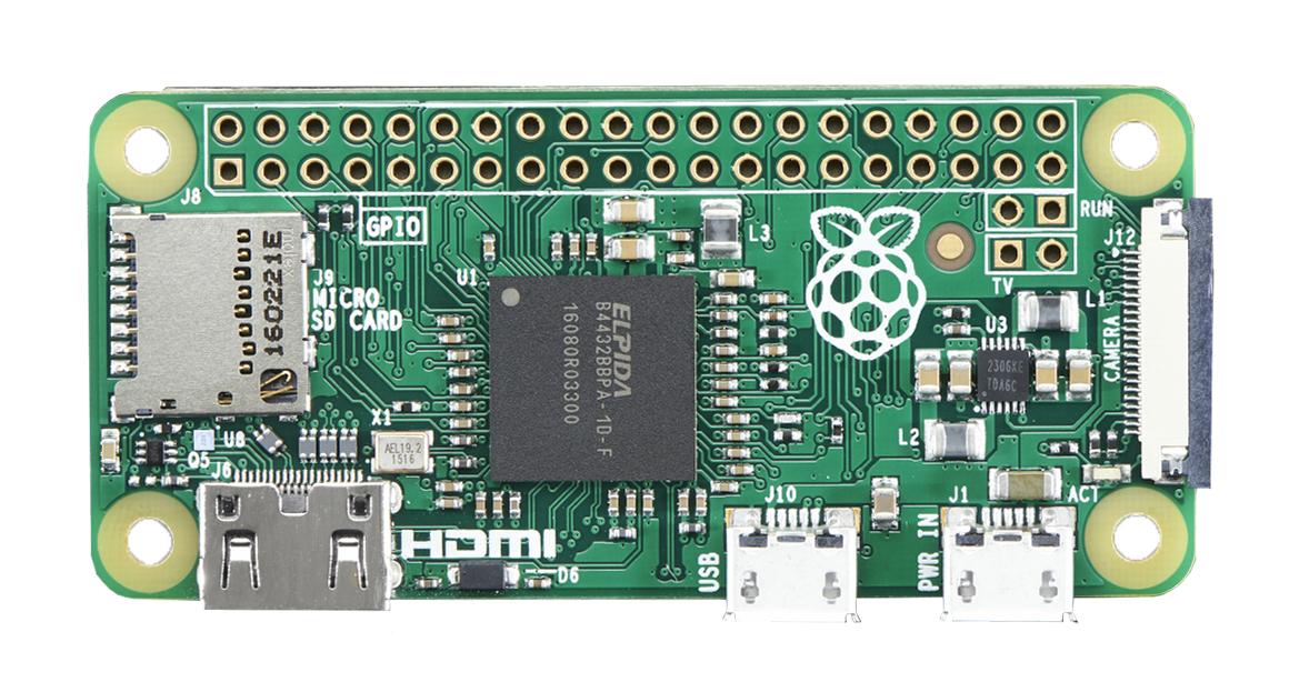 Raspberry Pi 3 Model B | Wia